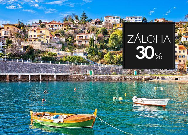 Hotel Villa Eugenia, Lovran, Chorvatsko - save 28%
