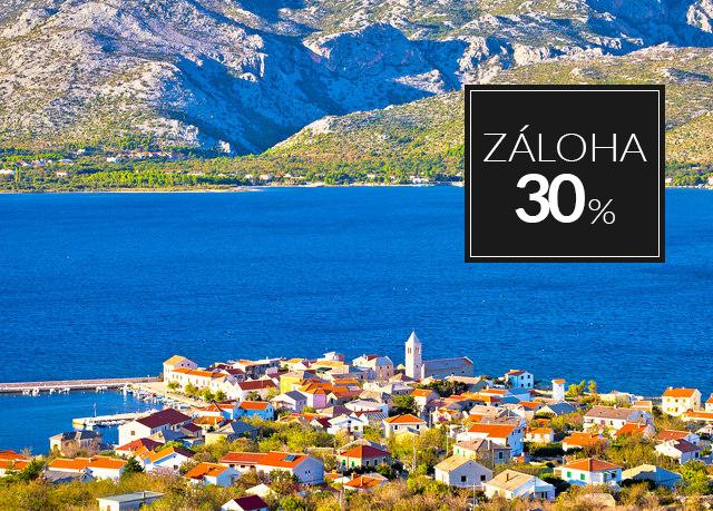 Villa Santa Maria, Paklenica Starigrad, Chorvatsko - save 53%