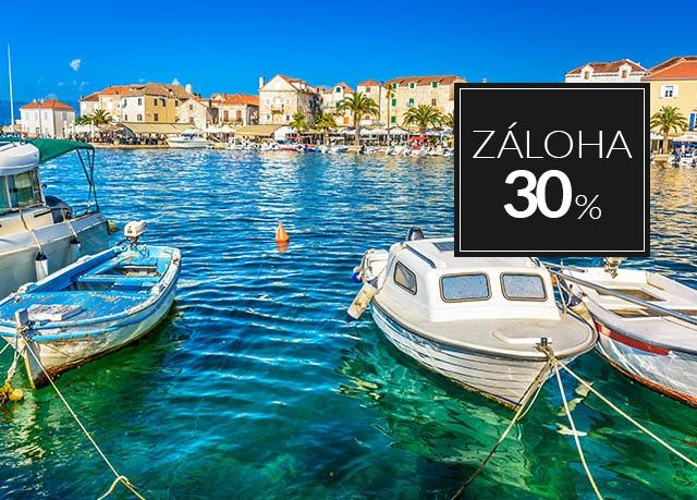Villa Mandić, Supetar, ostrov Brač, Chorvatsko - save 27%