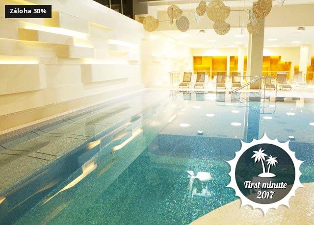 Grand Hotel Portorož****, Portorož, Slovinsko - save 45%