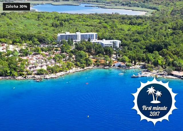 Hotel Beli Kamik, Njivice, ostrov Krk, Chorvatsko - save 15%