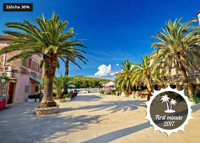Hotel Lavanda, Stari Grad, ostrov Hvar, Chorvatsko - save 40%