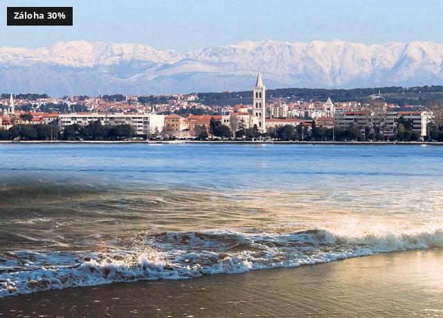 Hotel Delfin, Zadar, Chorvatsko - save 22%