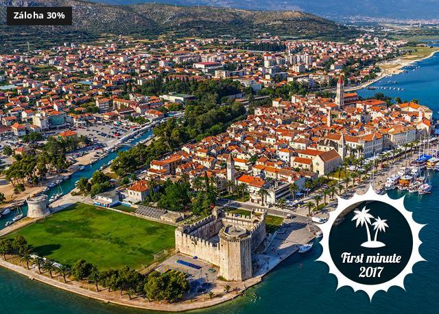 Villa Malo More ***, Trogir, ostrov Čiovo, Chorvatsko - save 22%