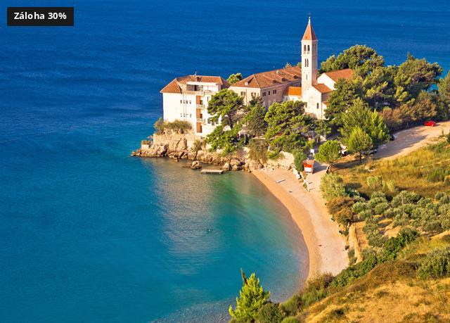 Apartmány Vallum***, Bol, Chorvatsko - save 5%