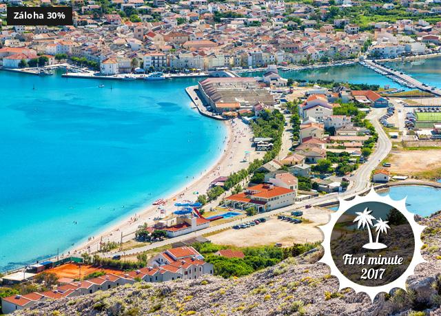 Hotel Meridijan - Adults Only, Pag, Chorvatsko - save 10%